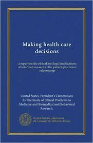 1979-1983  President Commission for the Study of Ethical Problems in Medicine and Biomedical and Behavioral Research