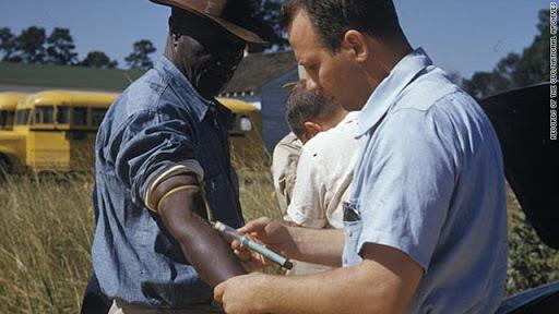 Disculpas por el Tuskegee Syphilis Study