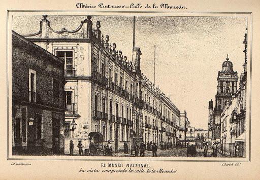 Se funda el Museo Nacional Mexicano