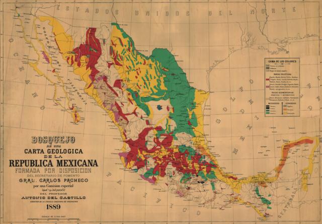 Comisión Geológica Mexicana