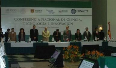 Se lleva a cabo la primera Reunión Nacional de Ciencia y Tecnología para el Desarrollo Económico y Social de México