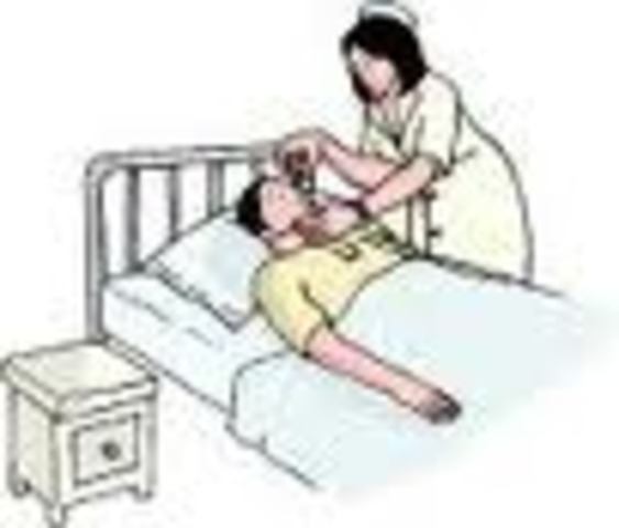 First Treatment with Aspirin