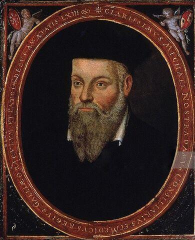 Nostradamus. (1503-1556).