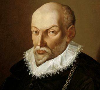 Orlando di Lasso 1532-1594