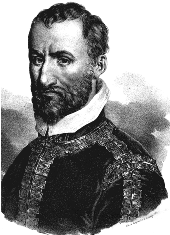 Giovanni Pierluigi de Palestrina 1525-1394