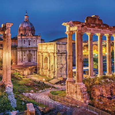 cronologia de la historia de roma timeline