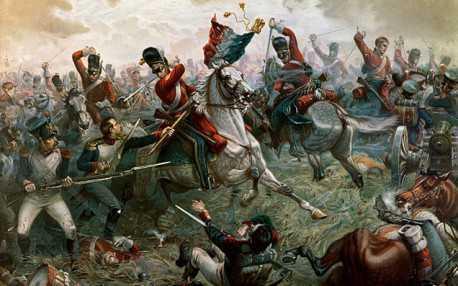 Napóleon bukása Oroszország ellen