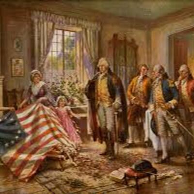 American Revolution-T timeline