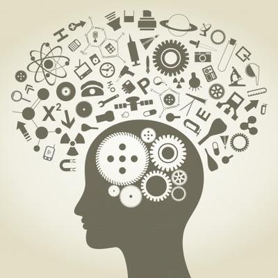 Enfoques y teorías que históricamente se han dado frente a la inteligencia timeline