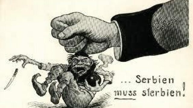 Ultimátum a Serbia