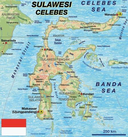 Islas Célebes