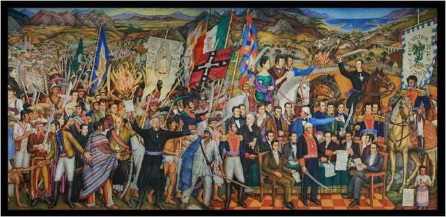 Inicia la guerra de independencia en México