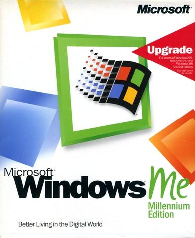 Windows Me - Windows ME 4.90