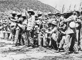 La batalla de Capetamaya, México