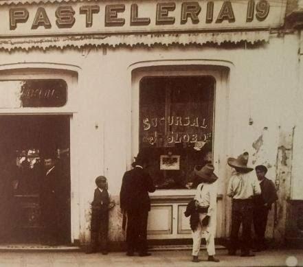 """Se funda la pastelería """"EL GLOBO"""""""