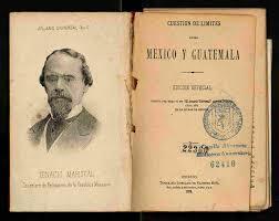México y Guatemala firman el convenio final de límites entre ambos países.
