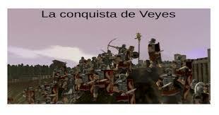 CONQUISTA ROMANA DE VEYES
