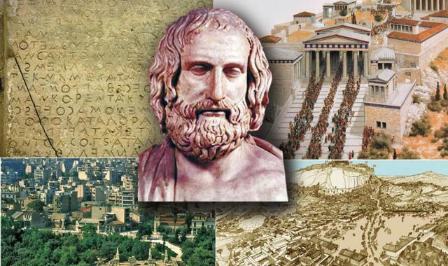 Dracón es nombrado arconte en Atenas