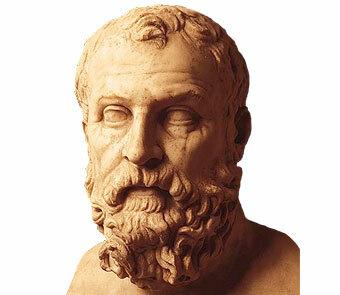 Solón comienza a reformar el sistema político de Atenas.