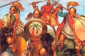 ROMA INVADE POR PRIMERA VEZ ÁFRICA
