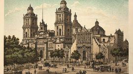 Historia de México  del siglo XIX al XX timeline