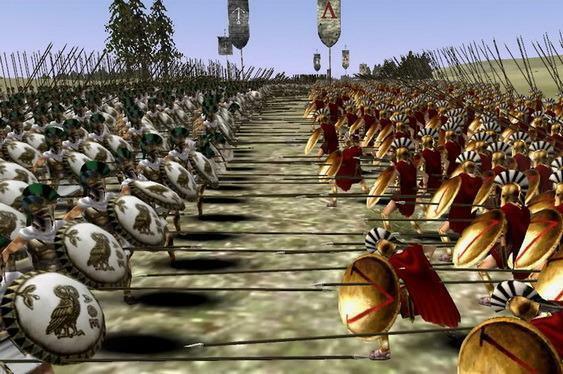 Termina la Guerra del Peloponeso