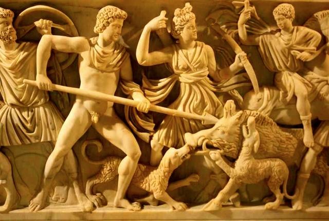 Los romanos imponen el dominio directo de Roma en Grecia y Macedonia.