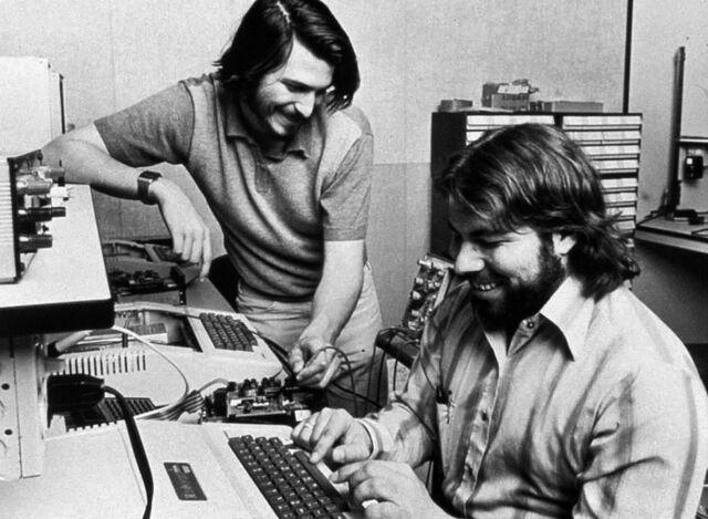 Fundación de Apple Inc.