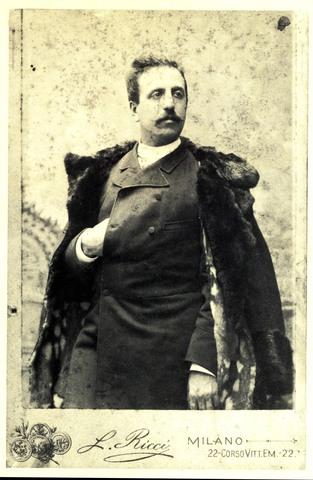 Nicolo Massa