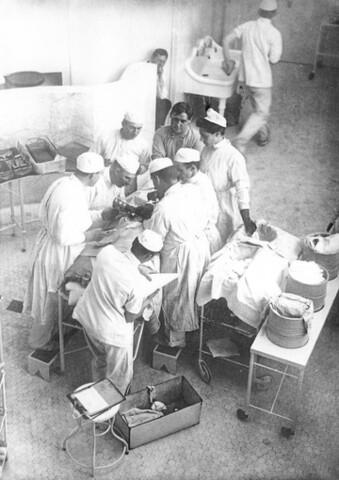 La cirugía en Colombia