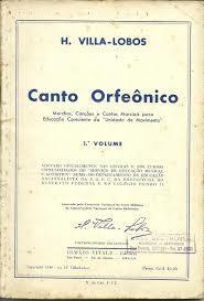 Criação do conservatório Nacional de canto Orfeônico (CNCO)