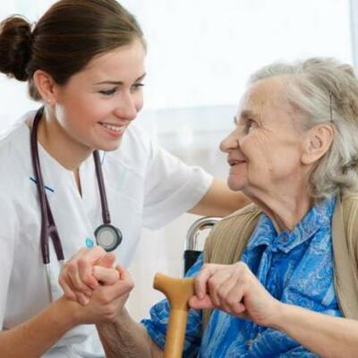 Antecedentes de la Enfermería Geriátrica timeline