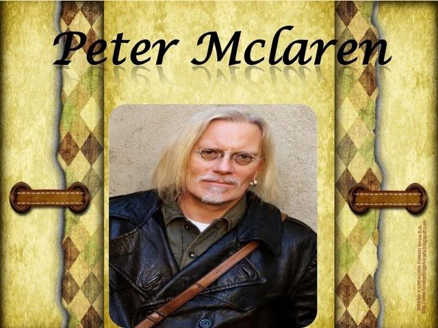 Peter McLaren (1948 - 1980)