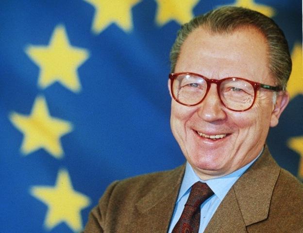 Jacques Delors (1925 - 1996)