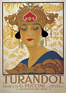 La seva última òpera: Turandot