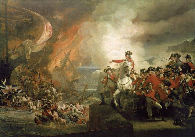 Conquista inglesa de Gibraltar
