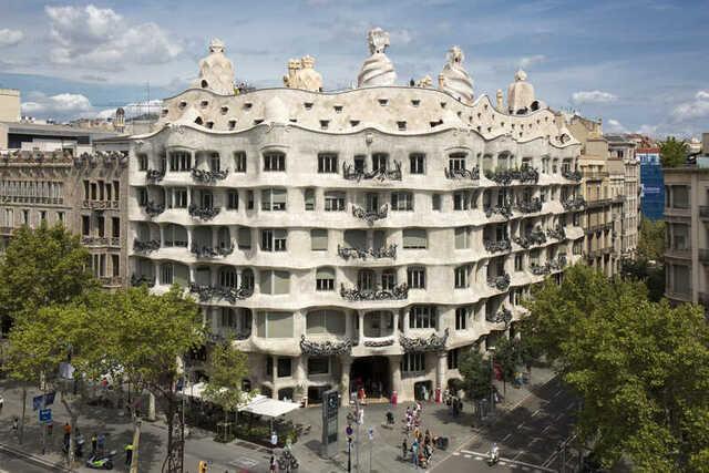 Casa Milà - Antoni Gaudí