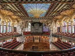Palau de la música catalana - Lluís Domènech i Montaner