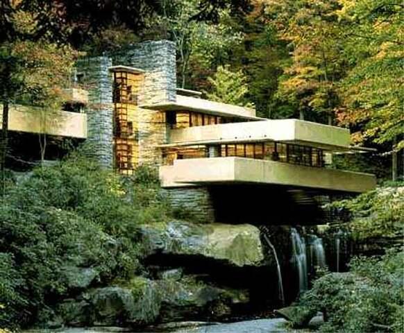 Casa Kaufmann de Richard Neutra