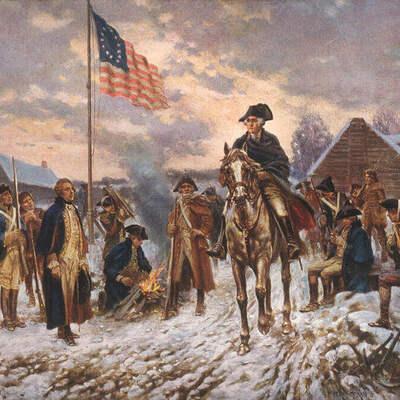 Rahmenthema 1 - American Revolution timeline