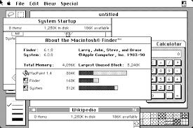 Mac OS Sistema 6