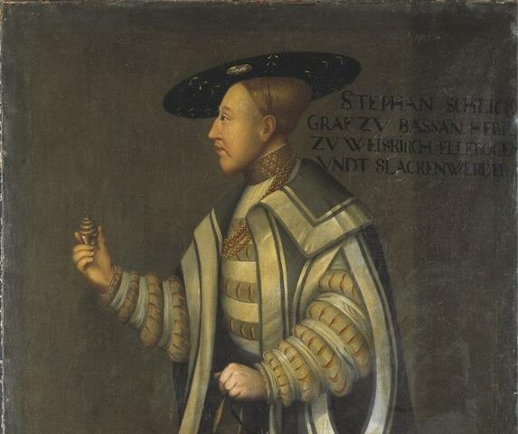Stephan Schlick S. XVI