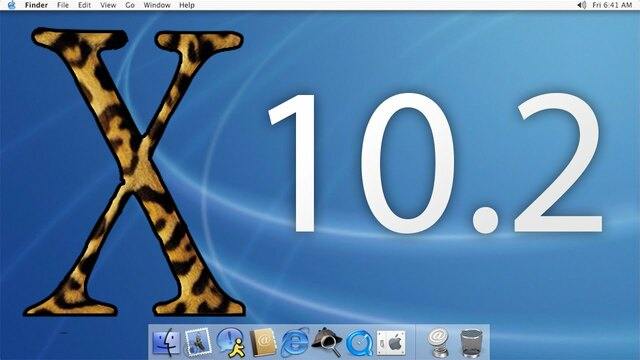 "Mac OS X 10.2 ""Jaguar"""