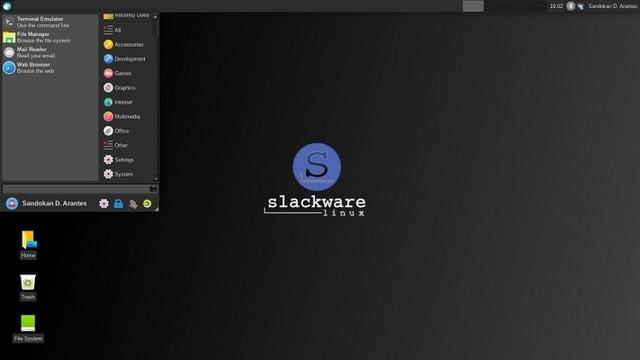 Linux: Slackware