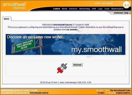 Linux: SmoothWall
