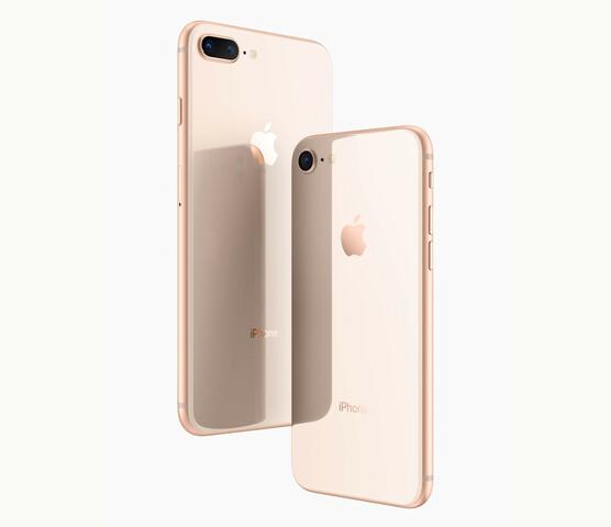 iPhone 8 y iPhone 8 Plus