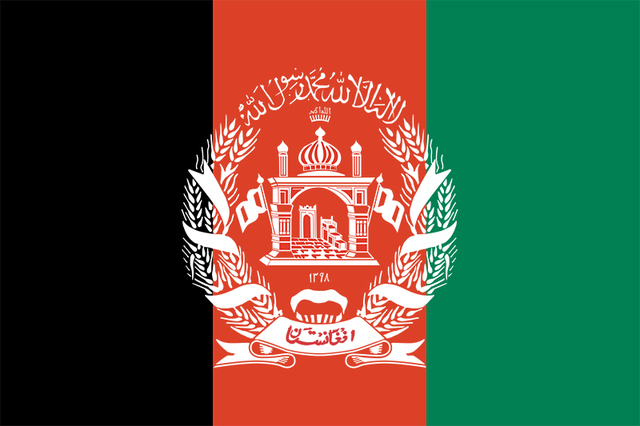 Afghanistan becomes a republic