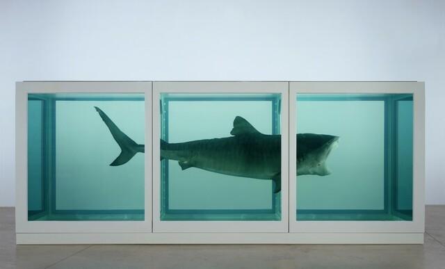 Mostra Freeze di Damien Hirst
