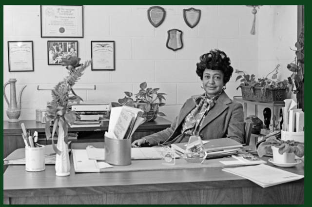 UNCC Black Studies Program and Instructor Bertha Maxwell- Roddey