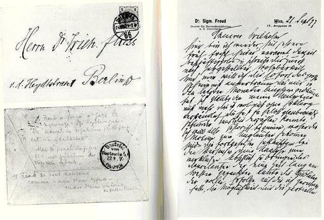 Cartas de Freud a Fliess (31/05): Goethe e Shakespeare
